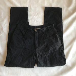 Chico's Design black chinos jeans 1
